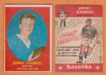 Everton Jimmy Gabriel Scotland 42